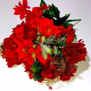 Christmas Bouquet Christmas Wedding Bouquets